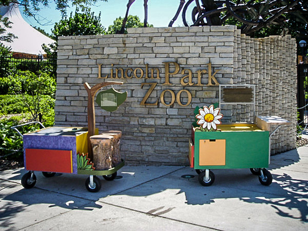 Range Lincoln Park Chicago ~ Museums and zoos trade show exhibits chicago las vegas